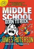 Cover image for Middle school. Born to rock