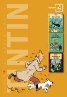 Cover image for The adventures of Tintin. Volume 4