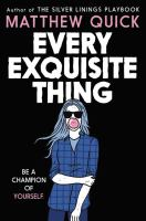 Cover image for Every exquisite thing