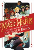 Cover image for The magic misfits