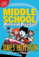Cover image for Master of disaster