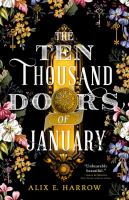 Cover image for The ten thousand doors of January