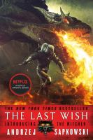 Cover image for The last wish : introducing The witcher