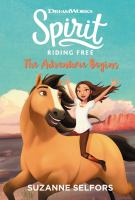 Cover image for Spirit, riding free. The adventure begins