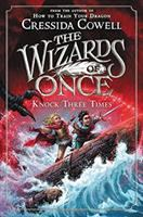 Cover image for The wizards of once. Knock three times
