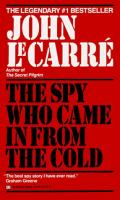 Cover image for The spy who came in from the cold