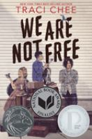 Cover image for We are not free