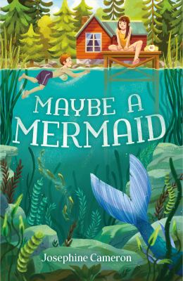 Cover image for Maybe a mermaid