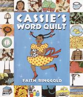 Cover image for Cassie's word quilt