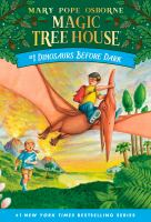 Cover image for Dinosaurs before dark