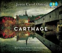 Cover image for Carthage : a novel