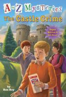 Cover image for The castle crime