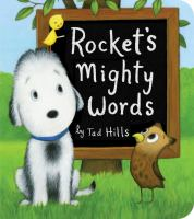 Cover image for Rocket's mighty words