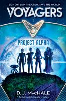 Cover image for Voyagers. 1, Project alpha