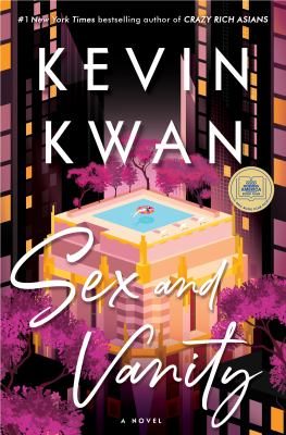 Cover image for Sex and vanity : a novel