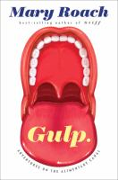 Cover image for Gulp BOOK CLUB #19 adventures on the alimentary canal