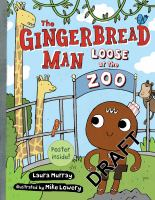 Cover image for The gingerbread man loose at the zoo
