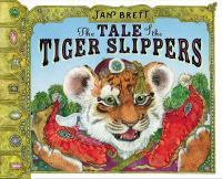 Cover image for The tale of the tiger slippers