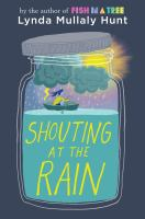 Cover image for Shouting at the rain