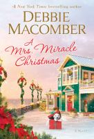 Cover image for A Mrs. Miracle Christmas : a novel