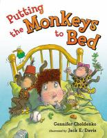 Cover image for Putting the monkeys to bed
