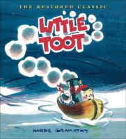 Cover image for Little Toot : pictures and story