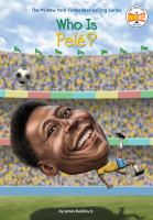Cover image for Who is Pelé?
