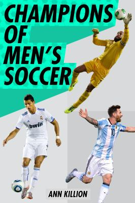 Cover image for Champions of men's soccer