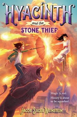 Cover image for Hyacinth and the stone thief