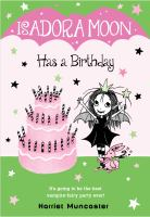 Cover image for Isadora Moon has a birthday
