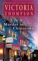 Cover image for Murder in Chinatown