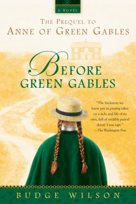 Cover image for Before Green Gables