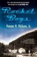 Cover image for Rocket boys : a memoir
