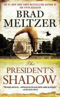 Cover image for The president's shadow