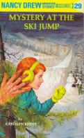 Cover image for Mystery at the ski jump