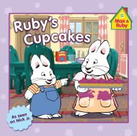 Cover image for Ruby's cupcakes.
