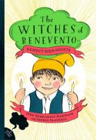 Cover image for The witches of Benevento. Respect your ghosts : a Sergio story