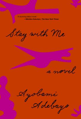 Cover image for Stay with me