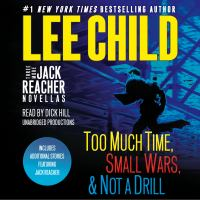 Cover image for Three more Jack Reacher novellas