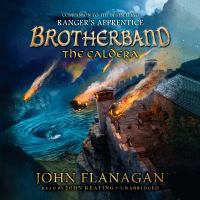 Cover image for Brotherband. Book 7, The caldera