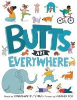 Cover image for Butts are everywhere