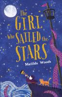 Cover image for The girl who sailed the stars