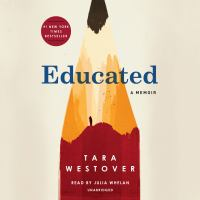 Cover image for Educated : a memoir