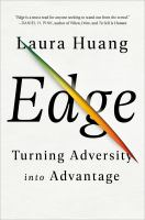 Cover image for Edge : turning adversity into advantage