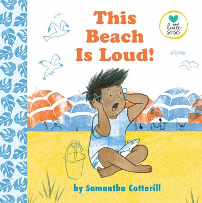 Cover image for This beach is loud!