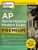 Cover image for Cracking the AP world history : modern exam premium