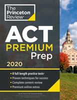 Cover image for ACT premium prep 2020