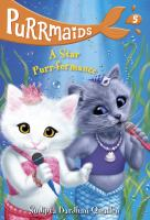 Cover image for Purrmaids. 5, A star purr-formance