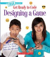 Cover image for Designing a game