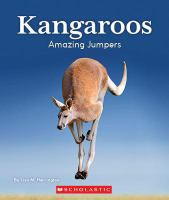 Cover image for Kangaroos : amazing jumpers